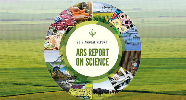 ARS Annual Report on Science 2019