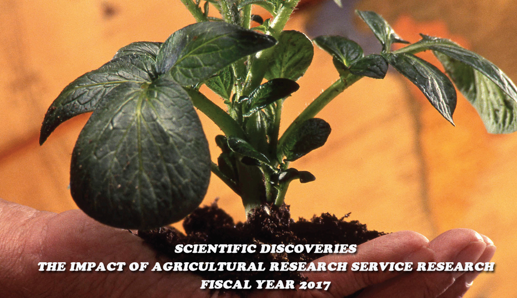 USDA-ARS Scientific Discoveries