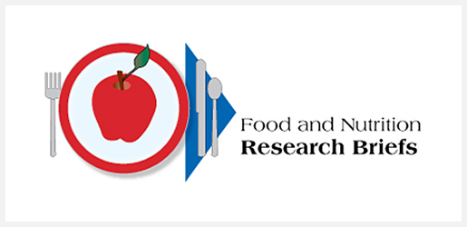 New ARS Food and Nutrition Research Briefs Now Available