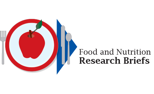 Food and Nutrition Research Briefs logo