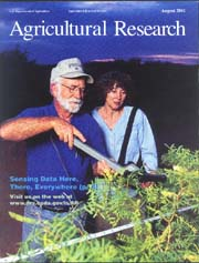 ARS Magazine Cover August 2001