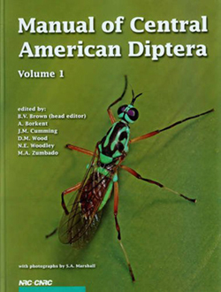 Manual of Central American Diptera: Cover Image