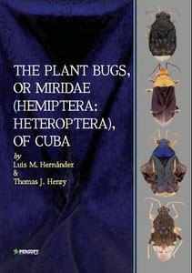 Book cover: Miridae of Cuba