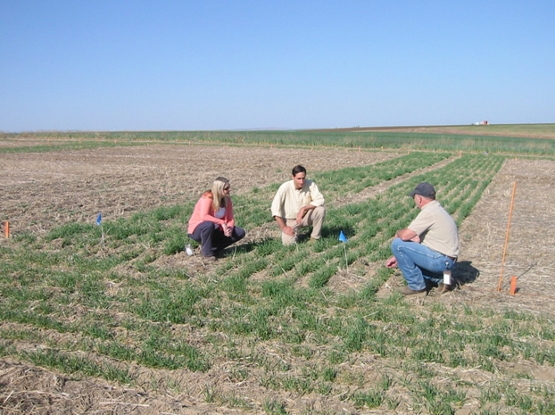 CPCRC Scientists Working in Field