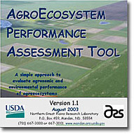 AgroEcosystem Performance Assessment Tool