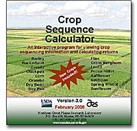 Crop Sequence Calculator