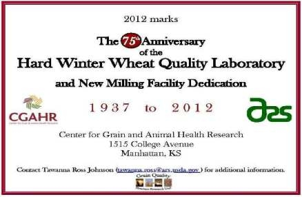 Hard Winter Wheat 75th Anniversary