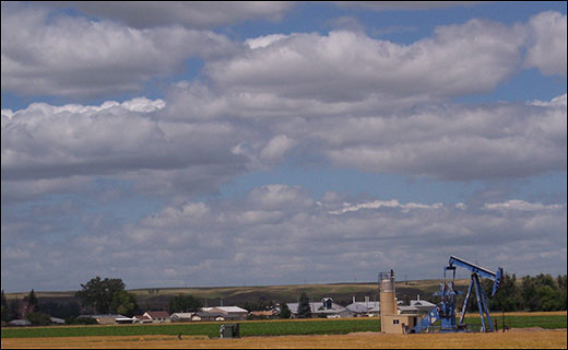 The Sidney, MT ARS lab is located in the middle of the Bakken Oil Field development. Agriculture and energy are key industries in the region surrounding NPARL.