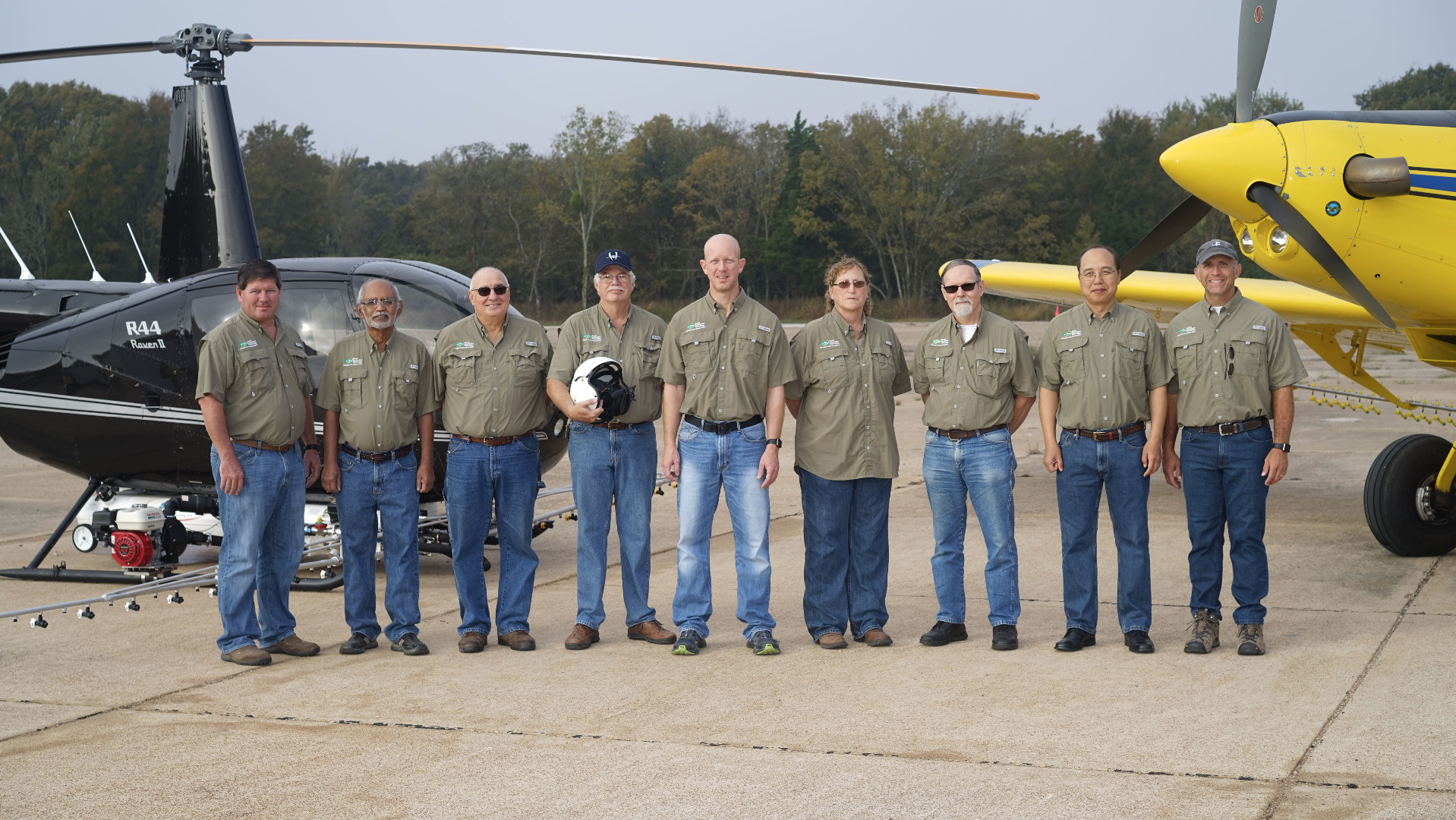 Aerial Application Technology Team