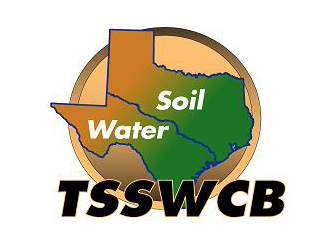 Texas State Soil & Water Conservation Board Logo
