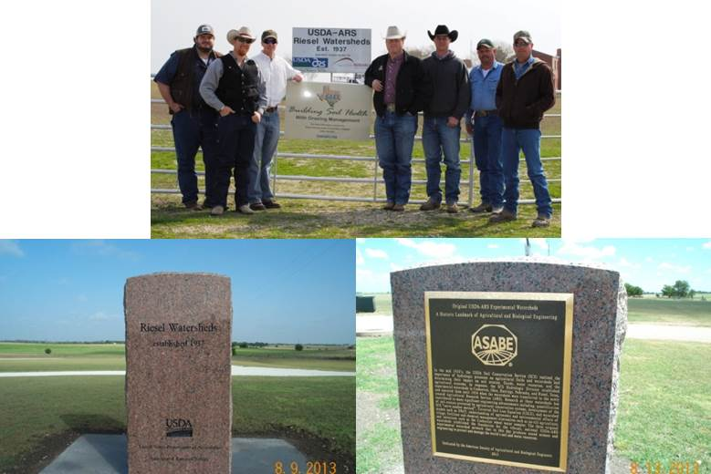 Riesel Research Center, Riesel, Texas