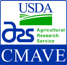 Logo: Center for Medical, Agriculture, and Veterinary Entomology, Agriculture Research Service, United States Department of Agriculture