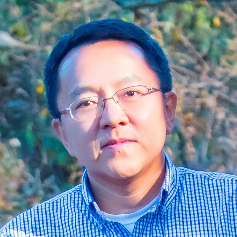 Photo (headshot) of Dr. Jianwei Qin