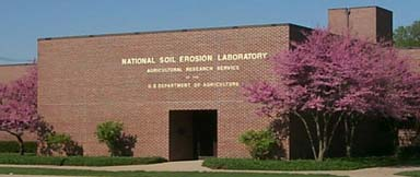 NSERL Laboratory Entrance
