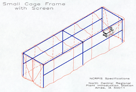 Small Cage Frame