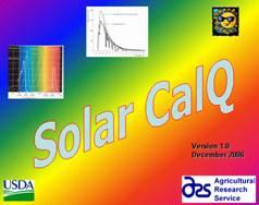 SolarCalQ Title Slide