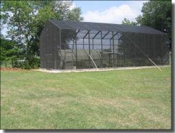Mosquito enclosure