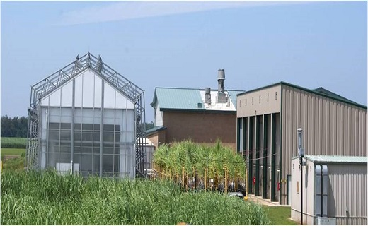 Sugarcane Research Unit's New Crossing Facility