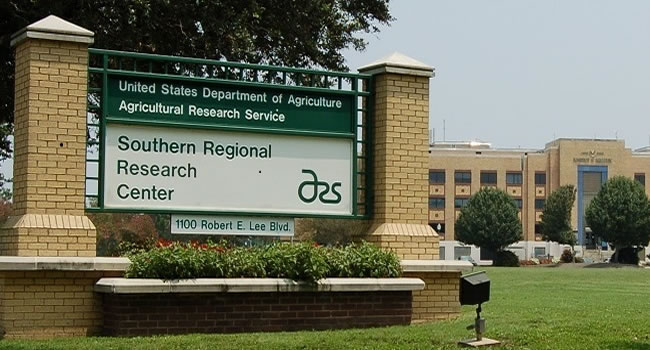 Picture of Southern Regional Research Center Main Building