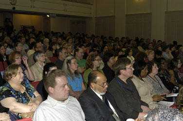 BARC Employees at Seceratary Vilsack Session, Photo Jim Plaskowitz