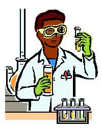 Laboratory Cartoon