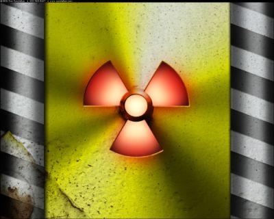 Radiation artwork