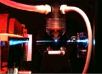 Photo: Laser microscope for separating sperm