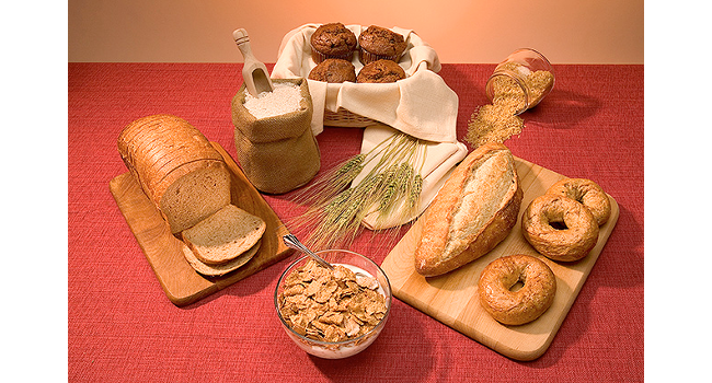 Scientists at the Jean Mayer USDA Human Nutrition Research Center on Aging (HNRCA) reaffirmed whole-grain foods like whole-wheat bread, oatmeal, barley, rye, and brown or wild rice for refined-grain products like white bread in the diet can regulate weight, blood sugar, and calorie use.