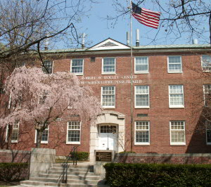 pict of holley center in ithaca