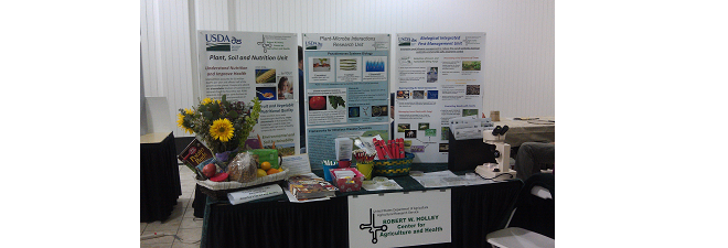 AgStravaganza! sponsores - Tompkins Co. Farm Bureau & Cornell Cooperative Extension of Tompkins Co.