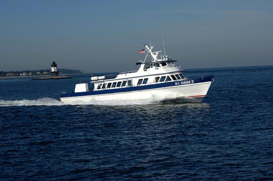 Plum Island Boat: Shahan