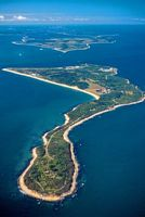 Aerial View of Plum Island