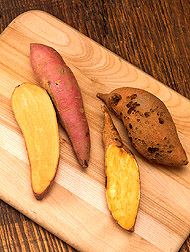 """Ruddy""sweetpotato: Link to photo information"