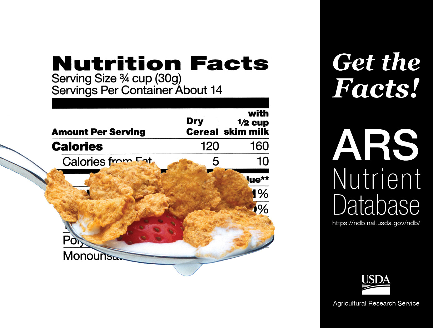 Get Nutrition Facts