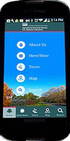 National Arboretum app