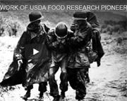 Video: Work of USDA Food Research Pioneer