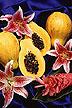 Hawaiian papayas