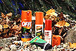 Deet insect repellant