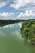 Rio Grande River near McAllen, Texas