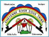 Flag for Cheyenne River Sioux Tribe.