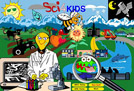 Science for Kids home page