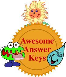 Awesome Answer Keys graphic