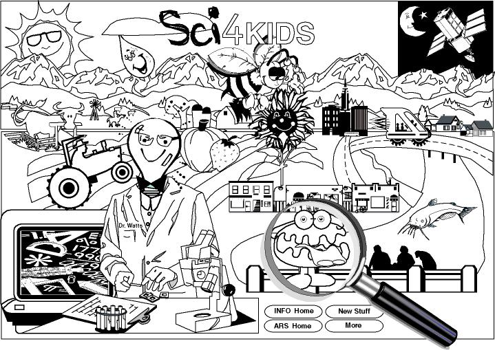 coloring page graphic