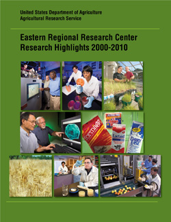 ERRC Research Highlights 2000-2010: Click here to view publication online (pdf file).