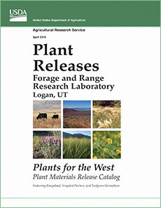 FRRL: Plant Releases Catalog: Click here to view publication online (pdf file).