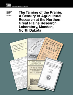 The Taming of the Prairie: Click here to view publication online (pdf file).