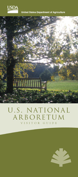 U.S. National Arboretum Visitor Guide: Click here to view brochure online (pdf file).