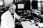 photo of Sir Alexander Fleming