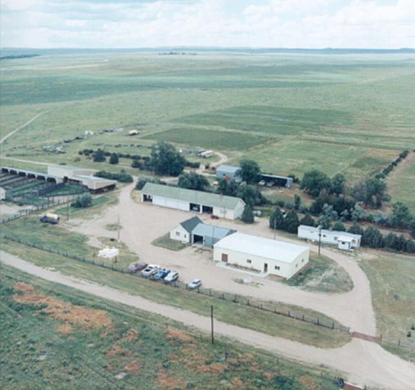 Central Plains Experimental Range