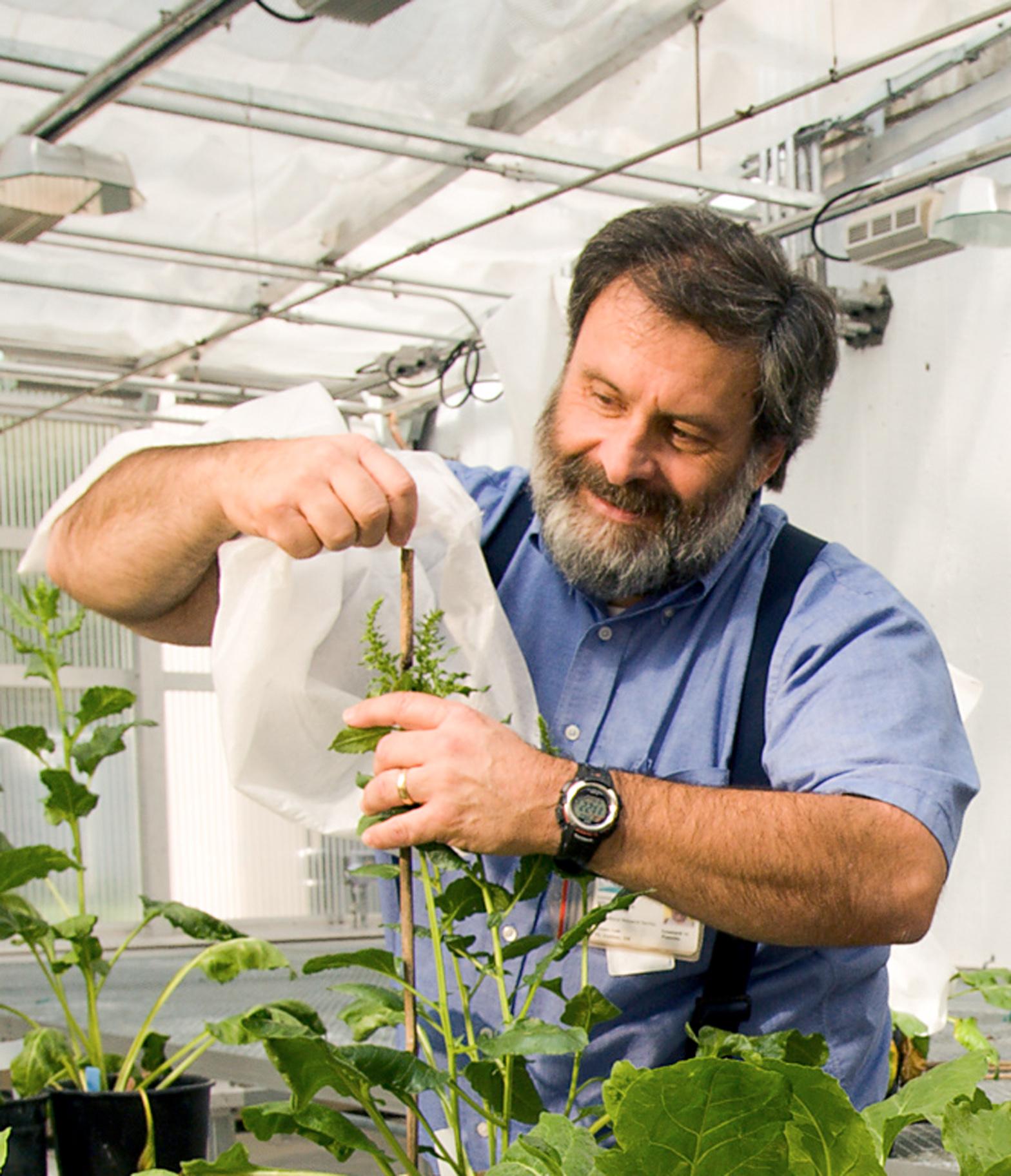 Dr Lee Panella USDA ARS